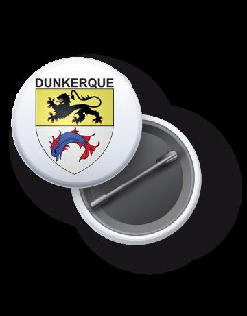 badge blason de Dunkerque