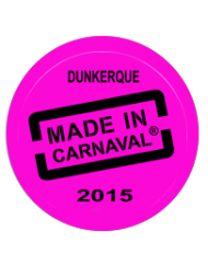badge made in carnaval