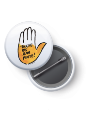 badge -touche- pas- à -ma -pinte-helpkdo