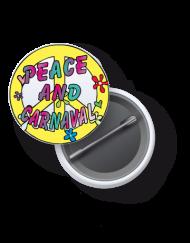 badge- Peace -and -carnaval-helpkdo