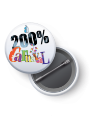 badge -200- carnaval-helpkdo