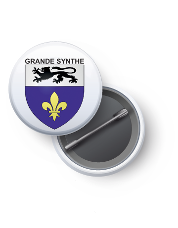 badge- blason- ville- de -Grande -Synthe-helpkdo