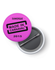 badge made in carnaval 2015