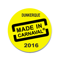 badge made in carnaval 2016
